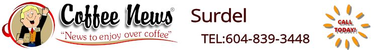 Surdel Coffee News