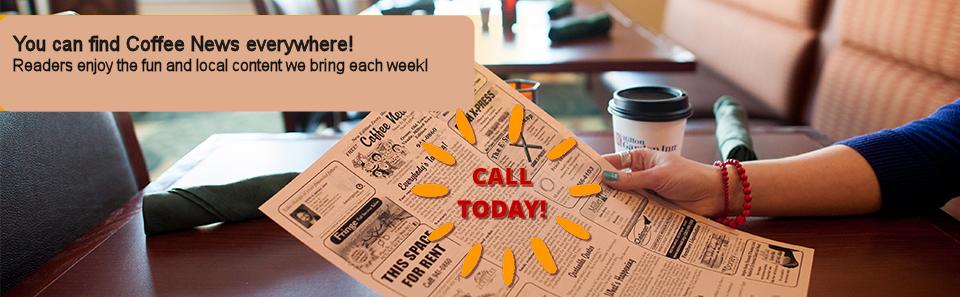 Advertising in Surdel Coffee News, print advertising that works!