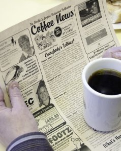 Distribution Coffee News Surdel