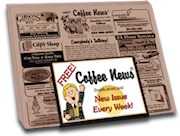 ADVERTISING in Surdel Coffee News
